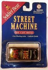 Soldier Bear Production Street Machine '57 Chevrolet Corvette Black by Yatming