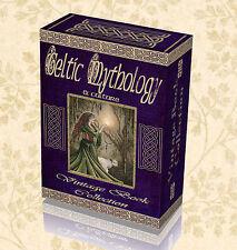 215 Vintage Books Celtic Mythology History Celt Culture Irish Scottish Myth 254