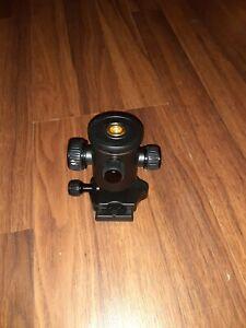 "Andoer Ball Head Ballhead w/ QR Plate 1/4"" Screw for Camera Tripod Slideway D6B1"