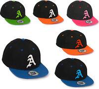 New Boy Girl Adjustable Baseball Cap A Children Snapback Caps Kids school Hat LA