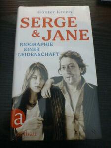 +++ Günter Krenn : Serge und Jane - Biographie einer Leidenschaft ; 2021 +++