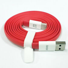 D401 1.5M Type C USB Data Cable Fast Charger Lead For OnePlus 7 Pro,6T,5T,3,2