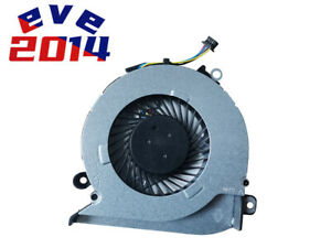 New For HP ENVY 17-s143cl 17-s043cl Laptop CPU Cooling Fan 4 Pin