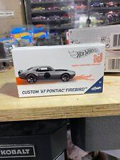 2021 Hot Wheels Id Custom '67 Pontiac Firebird 1:64 Rod Squad