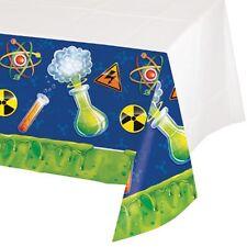 Coordinato party tovaglia Piccolo chimico,scienziato festa a tema b40933