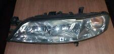 Headlight Left With Lwr Actuator Motor Opel Vectra B 90586848 Fg Bj.99-02