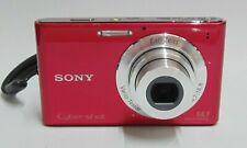 """Sony Cyber-shot DSC-W330 Digital Camera 14.1MP 3.0"""" 4x OZ 2x DZ Fair Condition"""