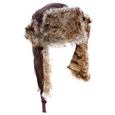Unbranded Winter Solid Hats for Men