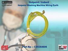 Hotpoint Washing Machine Wiring Earth  Part No:- C00264606 (J00166434)