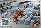 Robot Dragon Mac I/R Remote Control with Sounds, 26 Pieces Build Kit, Silverlit