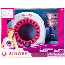 Singer Kids Pink Knitting Machine A2702