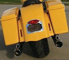 For Harley FATtour 200 Wide Tire Kit FBI Bagger Touring Frame FLH FLT 2007-2008