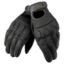 Dainese Blackjack leather summer motorcycle, motorbike gloves