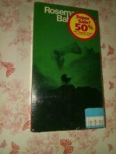 Rosemary's Baby (VHS, 1991) Mia Farrow NEW SEALED
