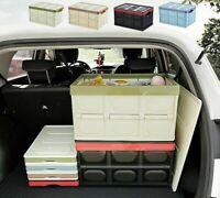 Car Organizer Trunk Storage Box Folding Travel Multifunctional Accessories