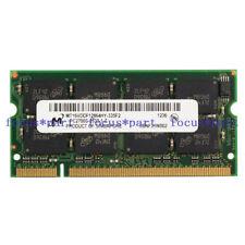 2GB 2X1GB PC-2700 DDR1 DDR 333MHZ 200pin Sodimm Laptop Memory Ram