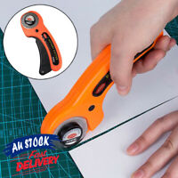 45mm Fabric Craft Rotary Cutter Quilter Sewing Quilting Cutting Small Sewing