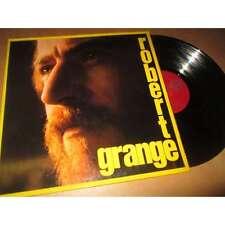ROBERT GRANGE eponyme RARE excellent CHANSON FOLK - JBP Lp 1972