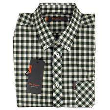 Ben Sherman Classic 100% Cotton Casual Shirts for Men