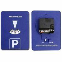 Disque de stationnement automatique avec horloge pour zone bleue - Parkscheibe