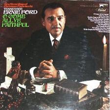 Tennessee Ernie Ford - O Come All Ye Faithful - LP