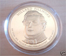 2010 Millard Fillmore Presidential Dollar Proof (13th)