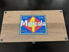 Mancala 4 Board Game/ 4-Player New and sealed
