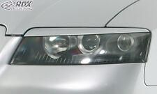 RDX fanali pannelli Audi a4 b6 8h Cabrio sguardo birichino pannelli ciechi Spoiler Tuning