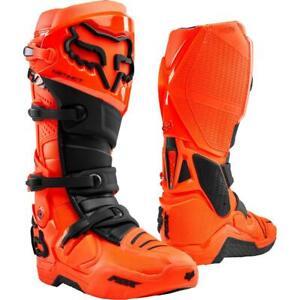 Fox Instinct Boots (11, Fluorescent Orange)