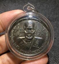 Thai Amulet Powerful Magic Buddha LP Moon coin Talisman Thai Amulet
