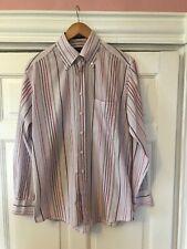 GANT striped Long Sleeve Shirt Smart Work size Medium