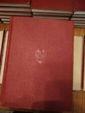 COLLIER'S NATIONAL ENCYCLOPEDIA 1937: 10 VOLUME & REVISION SERVICE BK.
