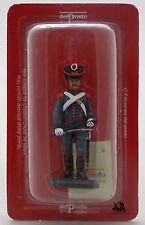 Figurine Soldat Plomb Del Prado Conducteur Train d'Artillerie 1812 Empire Figure
