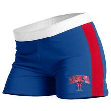 Philadelphia Phillies MLB Women's Terry Logo Shorts, Size Large - NWT