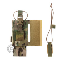 Crye Precision - AirLite Configurable Radio Pouch - Multicam