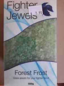 Fighter Jewels Forest Frost 500g Aquarium Fish Tank Accessories