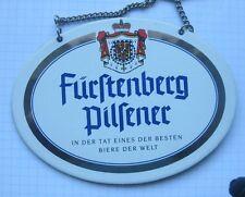 FÜRSTENBERG PILSENER / DONAUESCHINGEN ............... ZHS / Zapfhahnschild (48)
