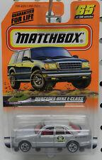 BENZ MERCEDES ECLASS E CLAS SPACE OUTER SCIENCE FICTION # 65 1999 MBX MATCHBOX