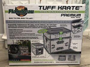 Flambeau Outdoors 455TKP Tuff Krate - Premium