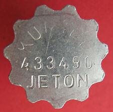 Telephone token - jeton - Turkey - Istanbul - Kumtel - Al - 24,2 mm - Gr. B-4