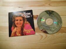 CD canzonette Marianne Weber-huil Maar niet OM mij (2) canzone Dino Music