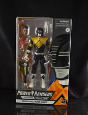 Power rangers lightning collection Black ranger walgreens exclusive