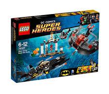 LEGO DC Universe Super Heroes Black Mantas attaque dans des Eaux Profondes (76027) neuf dans sa boîte