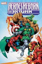 HEROES REBORN THE RETURN OMNIBUS