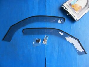 Deflectors Air Spid 'Air For: Fiat: Tempra 5 Doors 90- >01/96