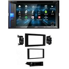 In-Dash Bluetooth CD/DVD/ Digital Media Car Stereo Receiver w/ Rearview Camera