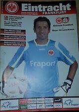 2008/09 1.Bundesliga Eintracht Frankfurt - Bayer 04 Leverkusen