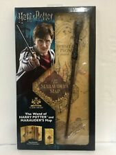 Harry Potter The Wand of Harry Potter and Marauder'S Map New Sale