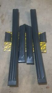 chevrolet tracker suzuki vitara 1998-2005 door Mouldings