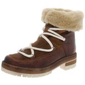 Pajar Womens Ophelia Brown Waterproof Boots Shoes 39 Medium (B,M) BHFO 8621